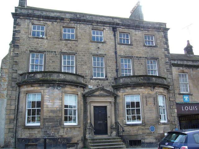 Murchison's House, Galgate, Barnard Castle.