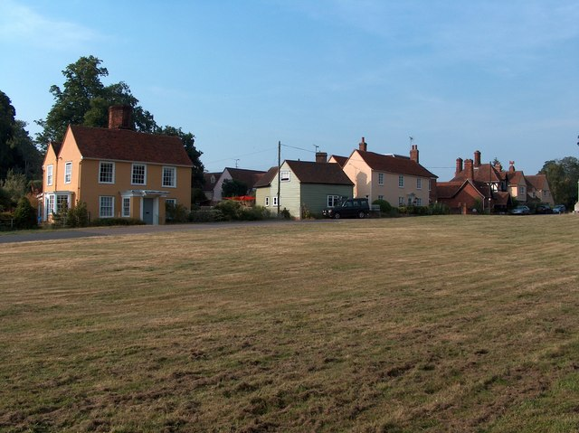 The Church Green, Terling, Essex