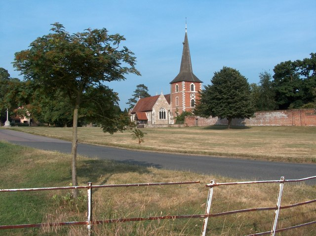 Terling Church, Essex