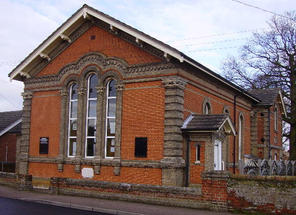 Bramford Methodist Church