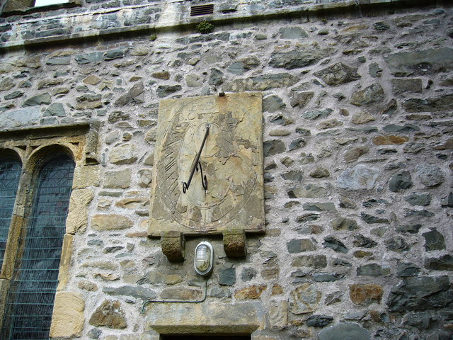 Sundial, St. Andrews Parish Church