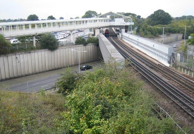 Hillingdon Train Station Car Park Charges