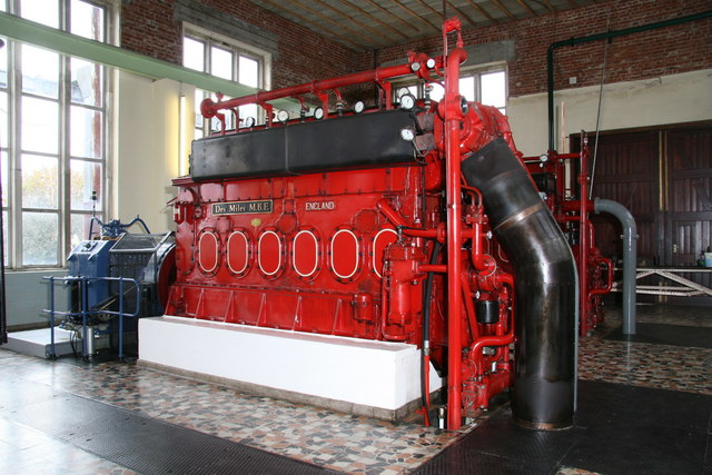 Pode Hole Pumping Station