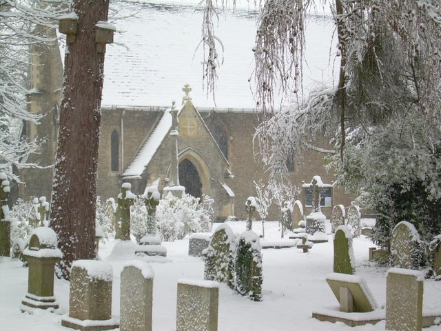 Holy Trinity Church, Headington Quarry