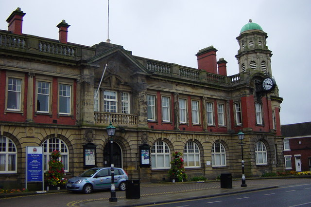 Town Hall, Wallsend