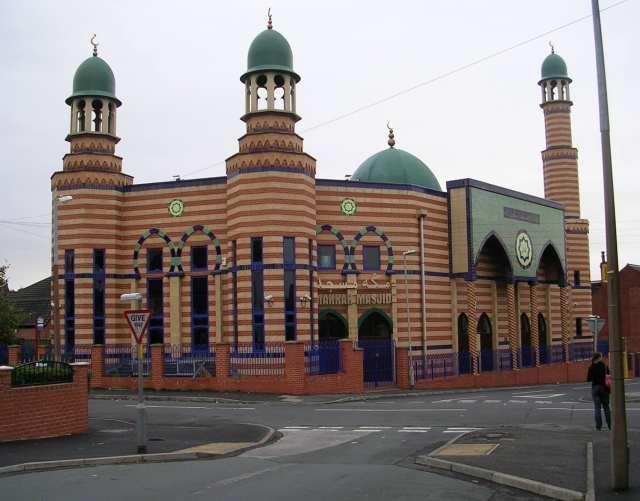 Makkah Masjid - Brudenell Road