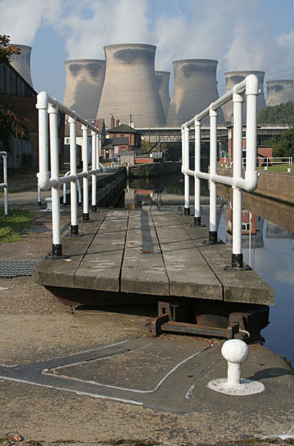 Ferrybridge Lock