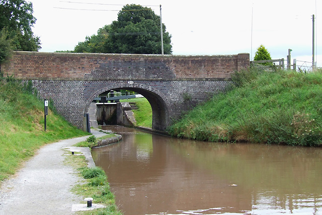 Moss Hall Bridge, Shropshire Union Canal, Audlem, Cheshire