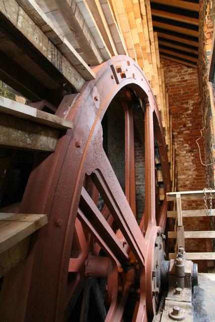 Scoopwheel, Dogdyke pumping station
