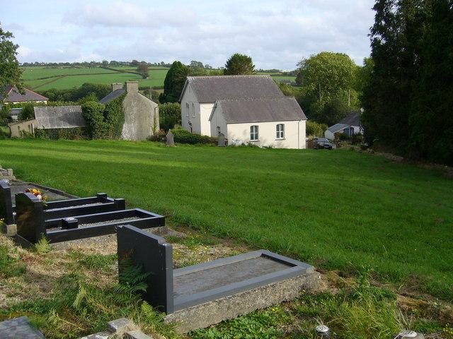 Pontgarreg Chapel