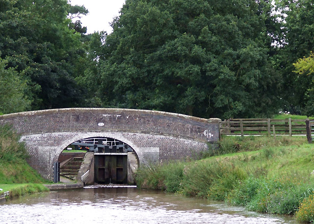 Coxbank Bridge, Shropshire Union Canal, Cheshire