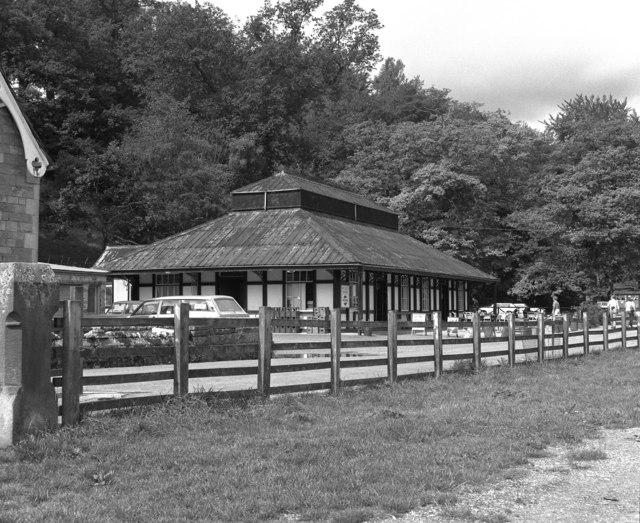 Cavendish Pavilion, Bolton Abbey