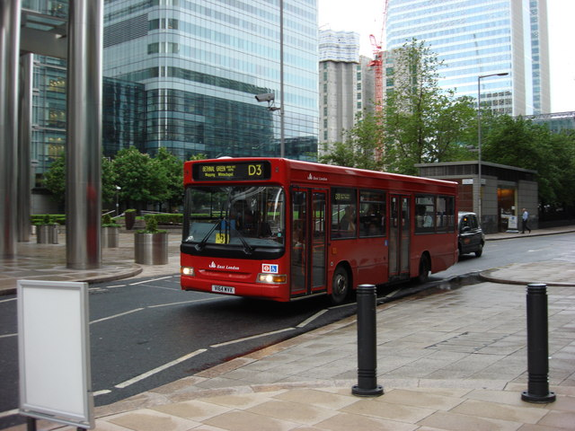 This route is run by East London Bus & Coach Company Ltd.