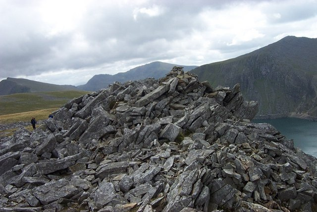 Carnedd Y Filiast Summit