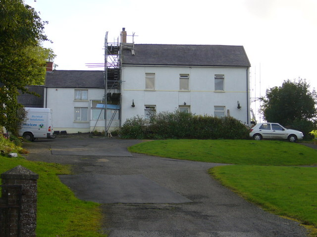 Cadifor Hall