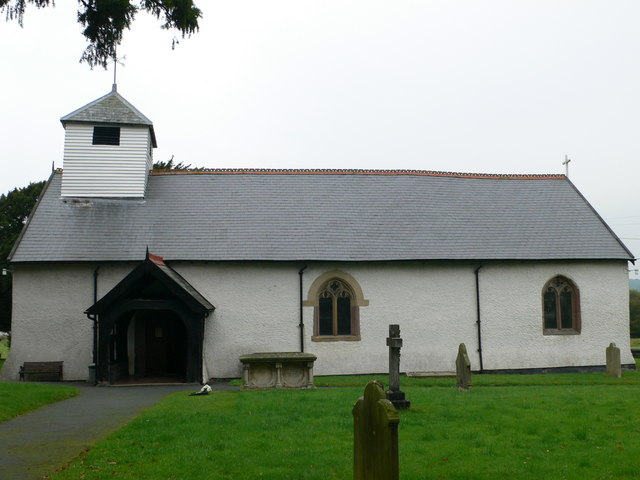 All Saints Church, Buttington