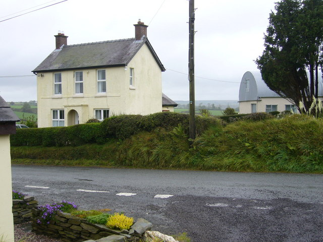 House near Llanwinio