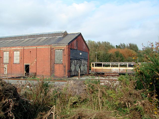 Vale of Rheidol Railway Workshops