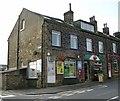 SE1240 : Eldwick Post Office & General Store - Otley Road by Betty Longbottom