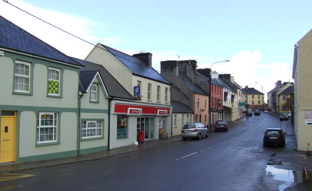 Main Street, Milltown, Co. Kerry