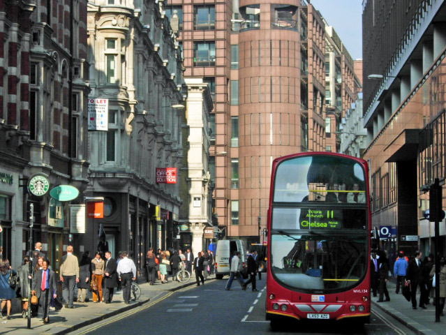Old Broad Street City Of London 169 Stephen Mckay Cc By Sa