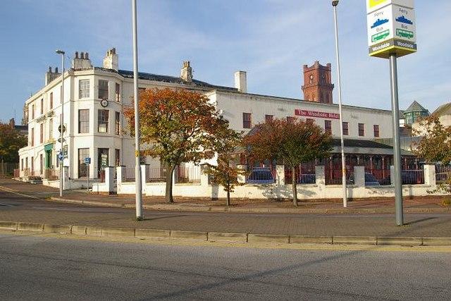 Woodside Hotel, Birkenhead