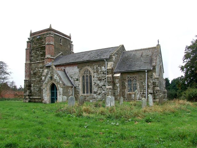 The Church of St Andrew, Ashby Puerorum