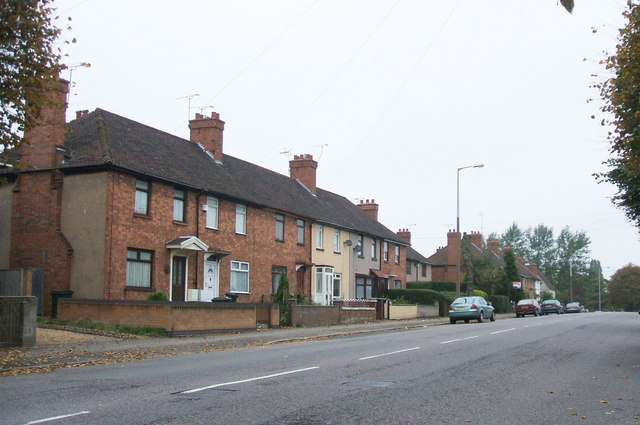 Terraced Cottages, Engleton Road