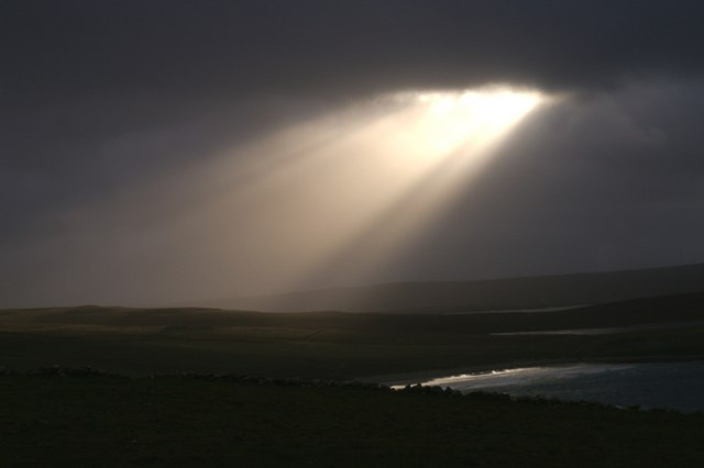 Shaft of light, Westing