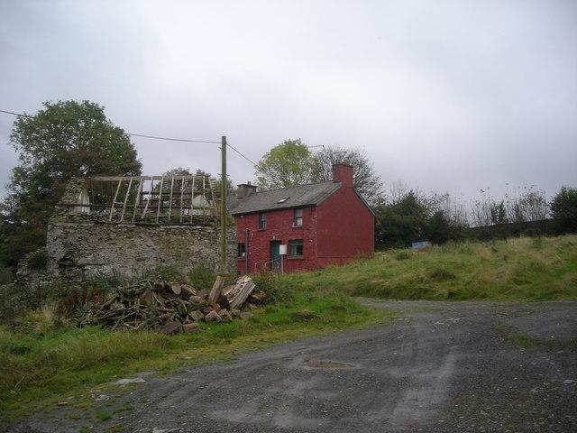 Tal-y-fedw Farm