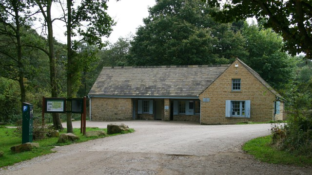 Hardwick Park Visitor Centre