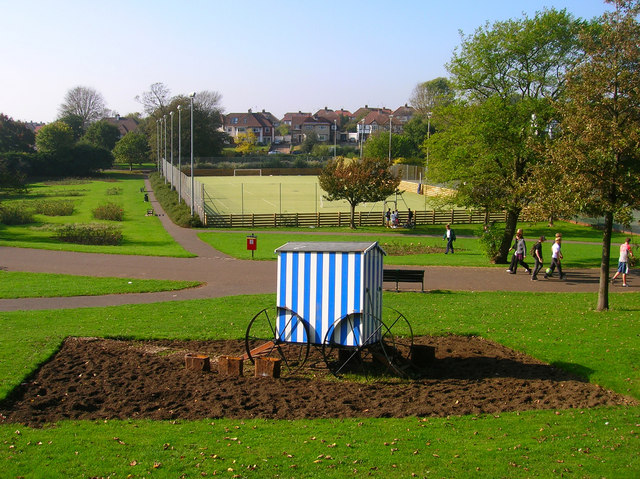 Bathing Machine, Hove Park