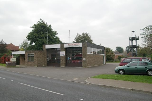 Potton fire station