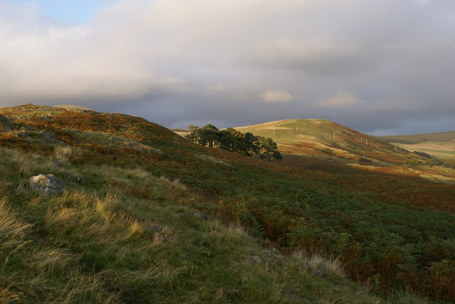 Autumn on Dreva Crags
