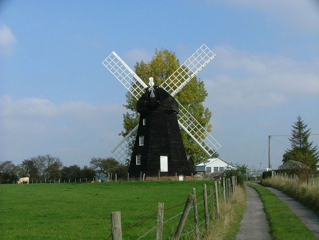 Lacy Green Windmill