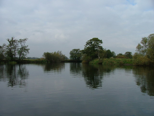 A view of the river Derwent