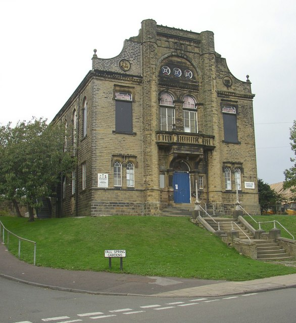 Community Centre, Stainland Road, Stainland