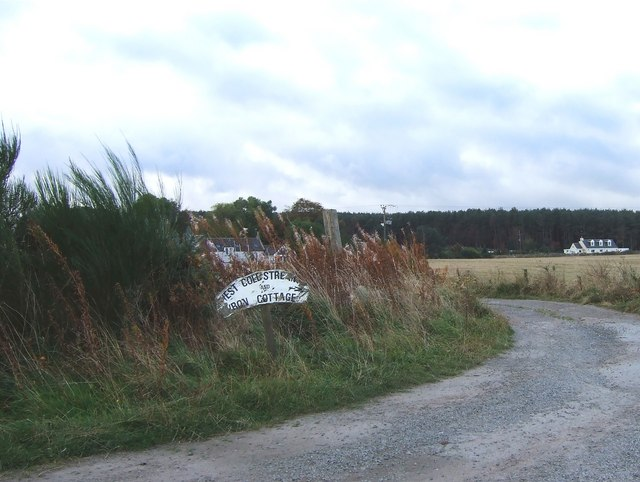 Access to West Coldstream
