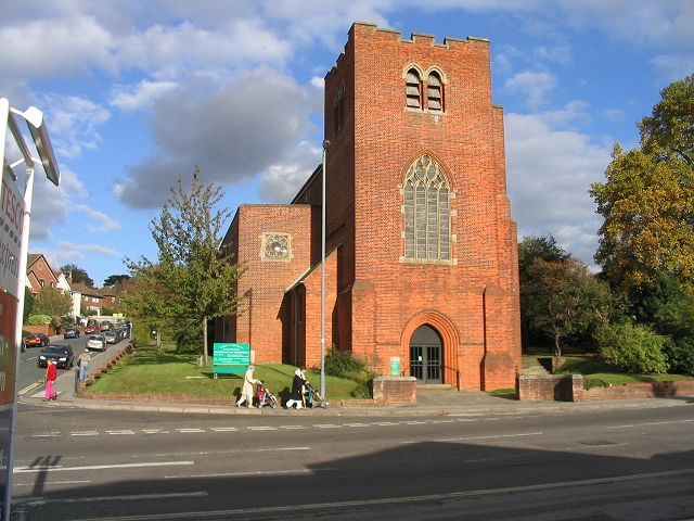 Church of the Ascension, Bitterne Park