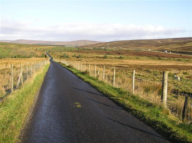 Coolnasillagh Road