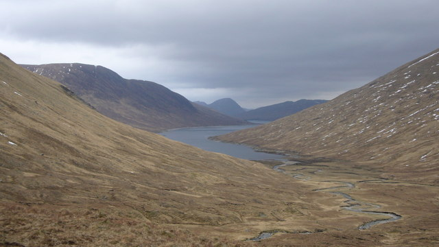 West end of Loch Monar