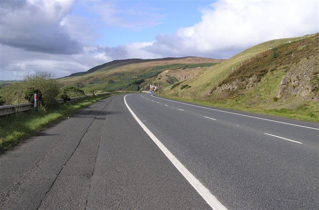 Glenshane Pass