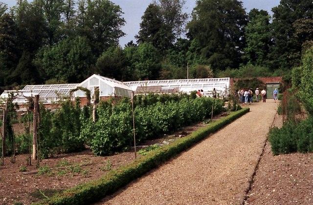 garden kitchen victorian
