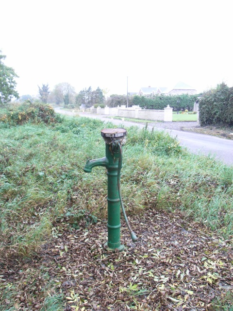 Hand Pump at Durhamstown, Co. Meath