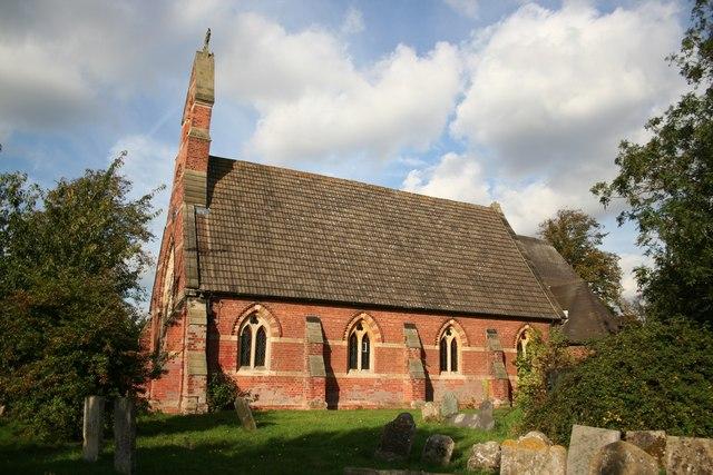 St.Michael's church, Hoveringham