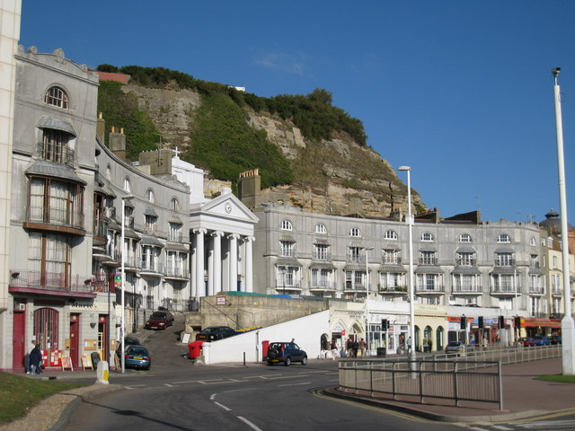 Pelham Crescent, Hastings, East Sussex