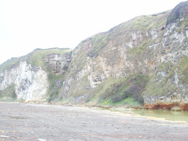 Nose's Point and Blast Beach, Dawdon