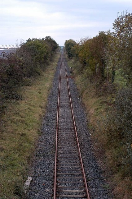 A Mothballed Railway Track