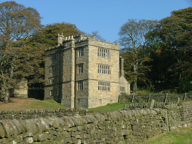 North Lees Hall, near Hathersage