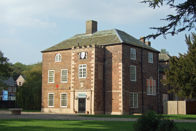 Brumby Hall, Scunthorpe